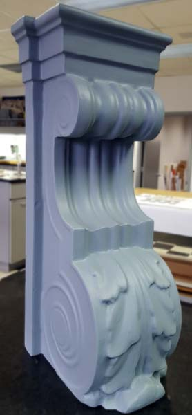 Arch Column CNC