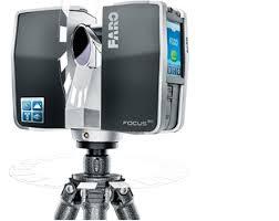 FARO FOCUS X130 scanner