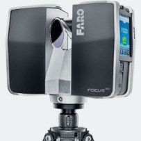Faro Focus 3D Laser Scanner - available for rent