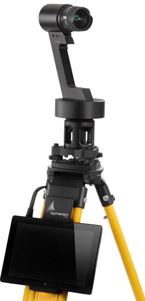 SPHERONLITE Camera System: spherical HDR imaging capturing hard-to-beat HDR color