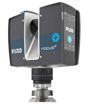 FARO Focus S-150 plus 3D Scanner