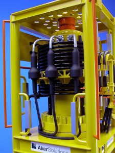 AKER SOLUTIONS SUBSEA PUMP