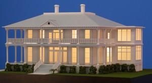 Dantzler House Model: